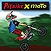 игра Пит X Moto велосипед