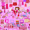 Pink Room Objects game