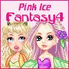 Pink Ice Fantasy Dressup 4 game