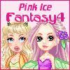 игра Розовый лед фантазии одеваются 4