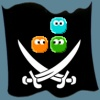 Pirateblocks spel