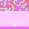 Rosa Bubble Shooter Spiel