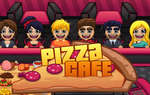 Pizza Café spel