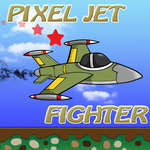 Pixel Jet Fighter spel
