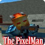 PixelMan Battle Revenge Royale game