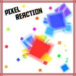 Pixel Reaction game