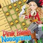 Pirate Islands Nonograms game