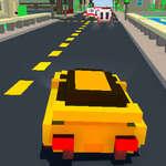 Pixel Driver joc