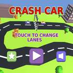 Pixel Circuit Racing Car Crash game