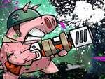 Schweinchen Soldat Super-Abenteuer Spiel