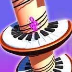 игра Фортепианная спираль прыжок