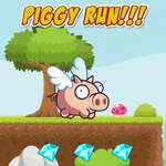 Piggy Run game