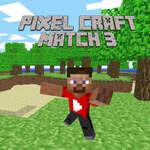 Pixel Craft Match 3 jeu