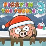 Piggy En El Charco Navidad juego
