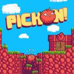 Pichon The Bouncy Bird game