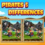 Пирати 5 разлики игра