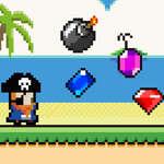 игра Пиратский бомбардировщик Охотник за драгоценностями