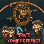 Korsan Zombi Savunması oyunu