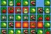 игра Матча зомби растения