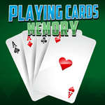 Playing Cards Memory game