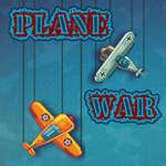 Plane háború játék