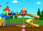 Playgrounds Hidden Stars game