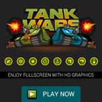 Speel Tank Wars Your Own Battle City Game in HD spel