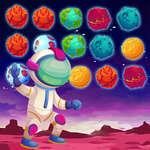 Planet Buborék Shooter játék