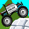 Politie Monstertruck spel