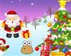 POU díszített karácsonyi játék