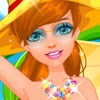 Pool Party Dress Up game