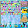 Pou Bubble Hit Spiel