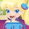 Problemas dentales de Polly Pocket juego