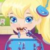 Polly Pocket Zahnprobleme Spiel