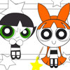 PowerPuff Girls Coloring game