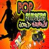 Pop-Sänger Wortsuche Spiel