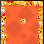 игра Понг с эмодзи