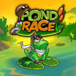 Pond Race game