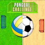 PonGoal Challenge Spiel