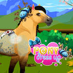 Pony Dress Up Spiel
