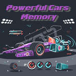 Powerful Cars Memory game