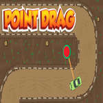 Point Drag game