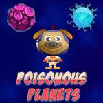 Giftige Planeten Spiel