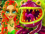 Poison Ivy Flower Care game