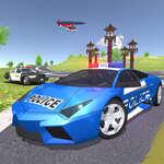 Polizei Auto Simulator 3d Spiel