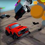 игра Полицейский автомобиль против вора