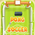 Pong Soccer game