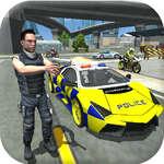Police Cop Car Simulator City Missions jeu