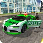 Polizei jagt echten Cop-Fahrer Spiel
