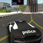 Polizei Stunt Cars Spiel